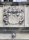 Image for Schloss Westerwinkel Coat of Arms, Ascheberg-Herbern, NRW, Germany