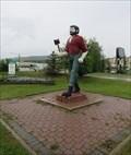 Image for Lumberjack - Chetwynd, British Columbia