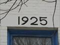Image for 1925 - I.O.O.F. Hall - Grand Forks, BC