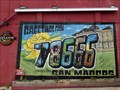 Image for Graffiti-Style Murals Brighten Downtown San Marcos - San Marcos, TX