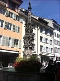 Image for Weinmarktbrunnen - Luzern, Switzerland