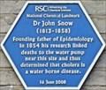 Image for Dr John Snow - Broadwick Street, London, UK