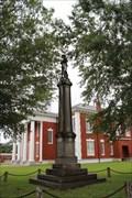 Image for Confederate Monument -- Lumpkin GA