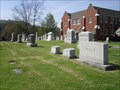 Image for Old Cemetery ~ First Presbyterian Church, Rogersville, Tennessee