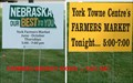 Image for FARMERS MARKET -- YORK TOWNE CENTER -- York, NE