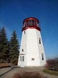 Image for Prescott lighthouse- Prescott, Ontario