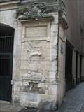 Image for La fontaine Maubuée – Paris, France