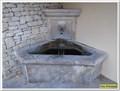 Image for La fontaine de la rue des jardins - Volx, Paca, France