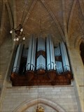 Image for LARGEST Cathedral Organ in Australia - Organ in St Johns Anglican Cathedral - Brisbane City - QLD - Australia