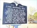 Image for Cash - Shannon Duel Site