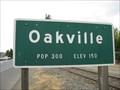 Image for Oakville, CA - Pop: 300