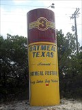 Image for Giant Can Of Oatmeal - Bertram, TX