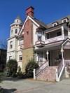 Front View, Maynard Mansion, San Jose, CA
