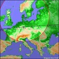 Image for ISS sighting Boulogne-Sur-Mer, France - Randers, Denmark - Site 2