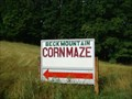 Image for Beck Mountain Corn Maze - Elizabethton, Tennessee