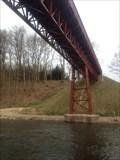 Image for Den genfundne bro - Horsens - Bryrup jernbane - Danmark