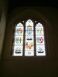 Image for House of York Window - Fotheringhay Church, Northamptonshire, UK