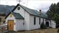 Image for FIRST - Church, School and Lighted Building in Hedley, BC