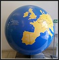 Image for REMOVED - Earth Globe at KJM - Brno, Czech Republic