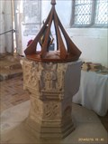 Image for Baptism Fonts, St Mary - Kersey, Suffolk
