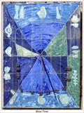 Image for Cadrans solaire Blue Time - Coaraze, France