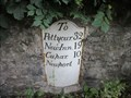 Image for B955 Milestone - Newport-on-Tay, Fife.