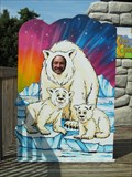 Image for Toledo Zoo Polar Bear Cutout - Toledo, Ohio