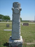 Image for James E. Frank - Prairie Mound Cemetery - Argyle, TX