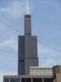 Willis Tower - (Sears Tower) Chicago, Illinois, USA.