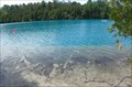Image for Green Lake - Green Lakes State Park, Fayetteville, NY