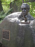 Image for Bust of Frank Lloyd Wright - Oak Park, IL