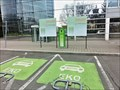Image for Electric Car Charging Station - Centrala CEZ, Prague, Czech Republic