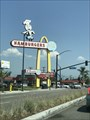 Image for World's Oldest Operating McDonald's - Downey. CA