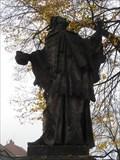 Image for Socha Svatý Jan Nepomucký - Cechy pod Kosirem, Czech Republic