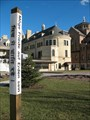 Image for School Sisters of St. Francis St. Joseph Center peace pole - Milwaukee, WI