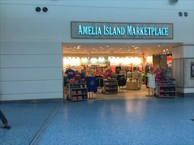Amelia Island Marketplace at JAX, Jacksonville International Airport, Florida