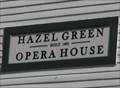 Image for 1891 - Hazel Green Opera House - Hazel Green, WI