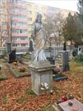 Image for Ježíš - hrbitov Zábehlice, Praha 10