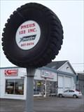 Image for Le gros pneu - Trois-Pistoles,QC