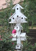 Image for Plains Visitor Center Unique Birdhouse -- Plains GA