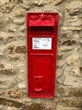 Image for Victorian Wall Post Box - Bolton Bridge, nr Skipton, Yorkshire, UK