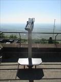 Image for Binocular at Panorama terrace of the Rietburg - Edenkoben/Germany