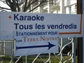 Image for Karaoke Terra Nostra  - Montreal, Qc, Canada