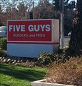 Image for Five Guys -El Camino Real - Mountain View, CA