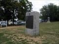 Image for Von Steinwehr's US Division Tablet - Gettysburg, PA