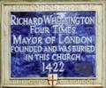 Image for Richard Whittington - College Hill, London, UK