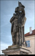 Image for St. Wenceslaus on Charles Bridge / Sv. Václav na Karlove Moste (Prague)