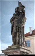 Image for St. Wenceslaus on Charles Bridge / Sv. Václav na Karlove Moste (Prague)