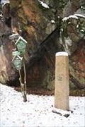 Image for Mittelpunkt Sachsens - Lk. Sächs. Schweiz-Osterzgebirge, Sachsen, D