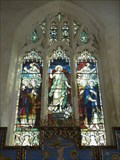 Image for Stained Glass Windows - St Mary the Virgin - Happisburgh, Norfolk